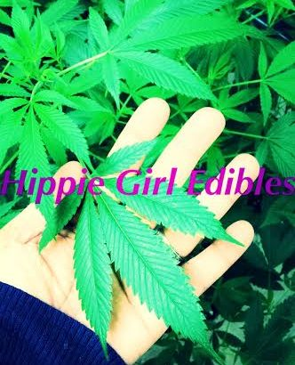 Hippie Girl Edibles